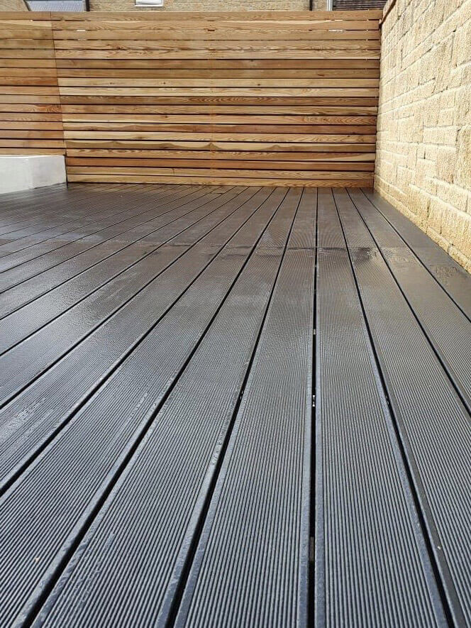 Coventry Composite deck installation