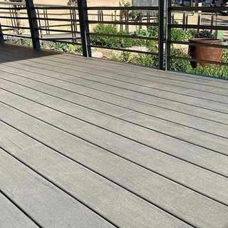 Coventry Composite decking installation