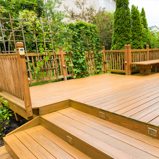 Coventry Decking installation