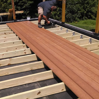 Coventry Timber Decking Work