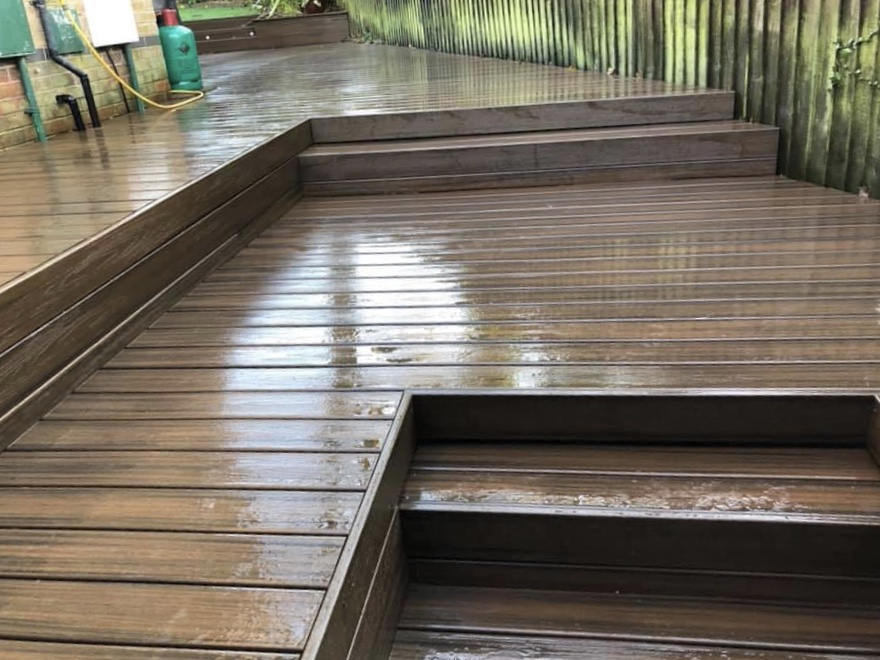About Coventry Decking
